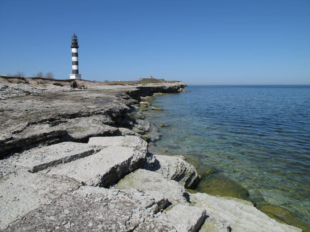 фото острова осмуссар камеру вытянутой